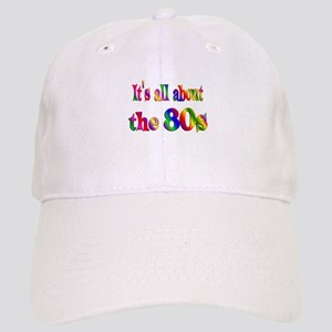 All About 80s Cap